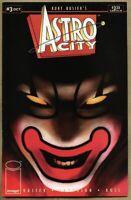 Kurt Busiek's Astro City #3-1995 vf- 7.5 1st series Image Alex Ross Kurt Busiek