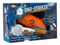 Alex Toys Ideal Sno Striker Snow Ball Gun Ages 8+ Toy Outdoor Boys Girls Gift