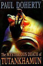 Tutankhamen Mysterious Death Murder Amarna Murder Court Conspiracy Akhenaten HC