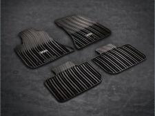 11-18 Chrysler 300 New All Weather Slush Mats Black Set Of 4 RWD Mopar Oem