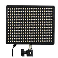 Aputure Amaran AL-528W LED Dimmable Video Light AL528W + Two  NP-F970 Battery