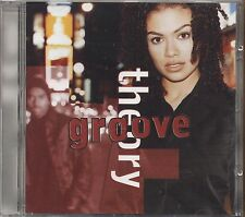GROOVE THEORY - Omonimo - CD 1995 NEAR MINT  CONDITION