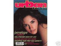 PENELOPE CRUZ Urban Latino Magazine #28