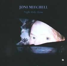 JONI MITCHELL--Night Ride Home--CD