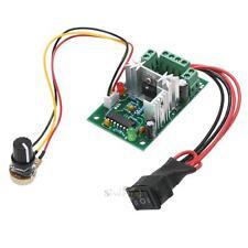 10V12V24V30V 120W PWM Adjustable Volt DC Motor Speed Controller Reversible CCM2