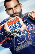 Goon movie poster (b) - 11 x 17 inches - Seann William Scott, Ice Hockey