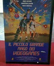 LINGUA ITALIANA Il Piccolo Grande Mago Dei Videogames DVD FILM 1989 BOX