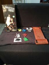Vintage 1981 Pressman Master Mind Mastermind Game Complete * GAME OF THE YEAR *