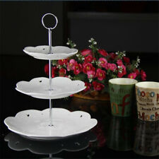 Sturdy Cake Stand Cupcake Heavy Plate Handle Fittings Round Rod Hardware