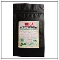 Meilleur Vente Tudca 300mg Végétarien Capsules Ou Pure Poudre -