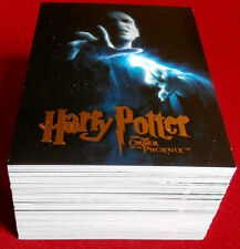 HARRY POTTER, ORDER OF THE PHOENIX - COLLECTOR'S UPDATE SET of 90 cards ARTBOX