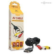 Sega Dreamcast AV Cable RCA Composite Audio Video A/V Cord - Brand New 6ft
