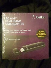AC Wi-Fi Dual-Band USB Adapter