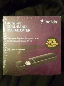 AC Wi-Fi Dual-Band USB Adapter