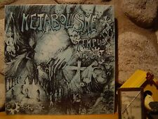 METABOLISME Tempus Fugit LP/1977 France/Prog Rock/Genesis/Moody Blues/Cressida