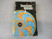 Ge General Electric Transistor Manual 7th Edition 1964