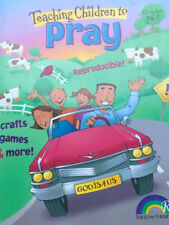 Teaching Children to Pray : Reproducible Activities by Mary Davis