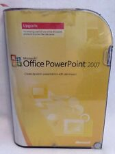 Microsoft Office PowerPoint 2007 (Upgrade) Create Dynamic Presentations! C64