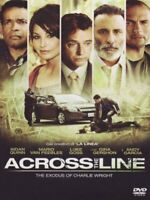 Across the line - The exodus of Charlie Wright - DVD D020162