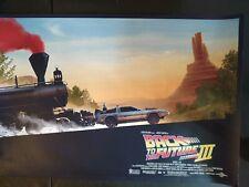 Matt Ferguson Back to the Future Part 3 Movie Poster Print Bottleneck Gallery