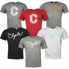 Crew Neck Patternless Graphic PUMA T-Shirts for Men