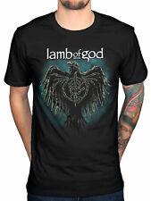 Lamb of God Wrath Black T-Shirt Tee S - XXL