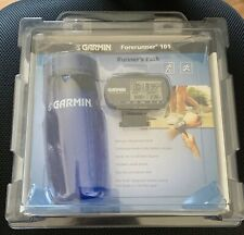 Forerunner 101 New Garmin Collector's item Running Gps Watch Runner Pack 2Aaa