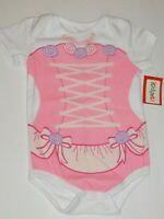 Girl Infant 3 6 9 Months Outfit Princess Ballerina Baby One Piece