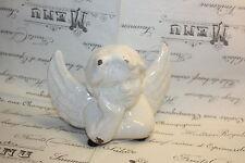 Markenlose Dekofiguren aus Keramik mit Engel-Motiv