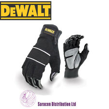 DEWALT PERFORMANCE HALF FINGER/FINGERLESS WORK GLOVES LARGE - DPG213L EU