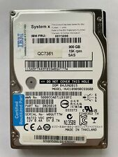 Huc109090Css600 Hgst 900Gb 15K 6Gbps Sas 2.5'' Hard Drive Ibm Tested