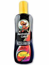 Australian Gold DARK TANNING ACCELERATOR Indoor Outdoor Tanning Lotion 8.5oz