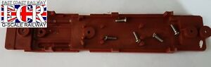BRAND NEW G SCALE 45mm Gauge RC LOCO RAILWAY TRAIN BOTTOM GEARBOX PLATE & SCREWS