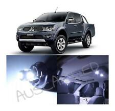 Super Bright White  Mitsubishi Triton Glx R ML MN LED Interior Light Kit 8pcs