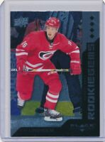 2013-14 Black Diamond Carolina Hurricanes Hockey Card #228 Elias Lindholm RC