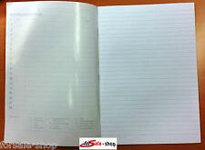 20 ardoises DIN a4 carnets lineatur 21 swan papier