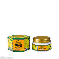 M# Tiger Balm Soft Ointment 25g 虎标万金油软膏 relief for headaches, stuff
