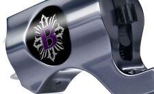 Bishop Rotary Tattoo Machine – Gun Metal Grey – Clip Cord Model