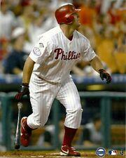 #400 JIM THOME 8x10 ACTION PHOTO [400th HOME RUN] PHILADELPHIA PHILLIES baseball