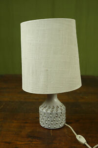 70er Table Desk Lamp Vintage Floor Lamp Danish Ceramic Retro Lamp Light 60er 2
