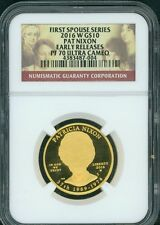 2016-W $10 GOLD SPOUSE PATRICIA PAT NIXON NGC PF70 PR70 Early Releases ER !!!