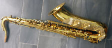 Keilwerth New King Tenor, serviced, with Lucite 'Engelsfluegel' key guards