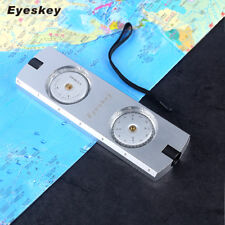 Eyeskey Professional Aluminum Sighting Compass/ Clinometer Slope/Height Measure