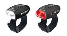 Sigma Micro Set - Frontlicht Front LED Vorderlicht Rot Rücklicht Laufen Helm