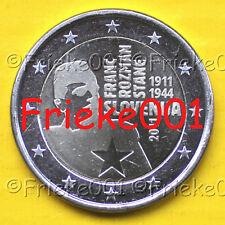 Slovenië - 2 euro 2011 comm.(Franc Rozman)