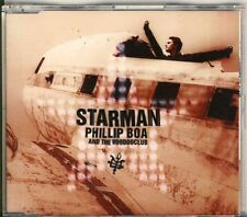 PHILLIP BOA - starman   4 trk MAXI CD 1997