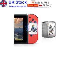 24Pcs NFC Amiibo Game Cards For Nintendo Switch & Wii U The Legend Of Zelda