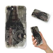 Tren de diversión #4 teléfono cubierta rígida cubierta para APPLE IPHONE