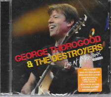 George Thorogood & The Destroyers ‎– Live At Montreux 2013