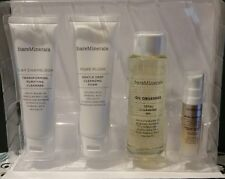 bareMinerals Skinsorials Trio of Purifying Facial Cleansers  -New